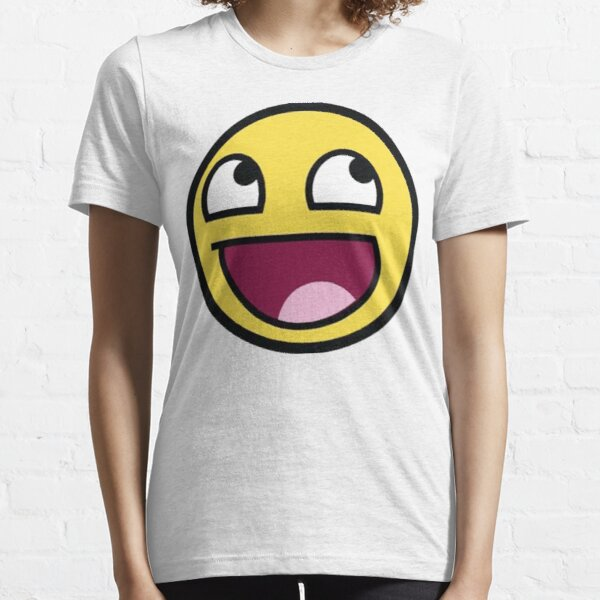 Awesome Face / Epic Face Meme Essential T-Shirt