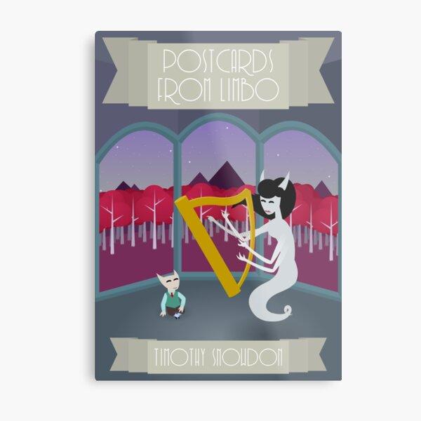 Postcards from Limbo Metal Print