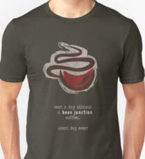 One Day Without Coffee Unisex T-Shirt