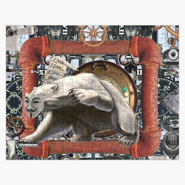 #Cyber #Espionage #Group Fancy #Bear Jigsaw Puzzle