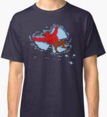 """I Wish I Were"" Snow Devil Classic T-Shirt"