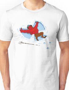 """I Wish I Were"" Snow Devil Unisex T-Shirt"