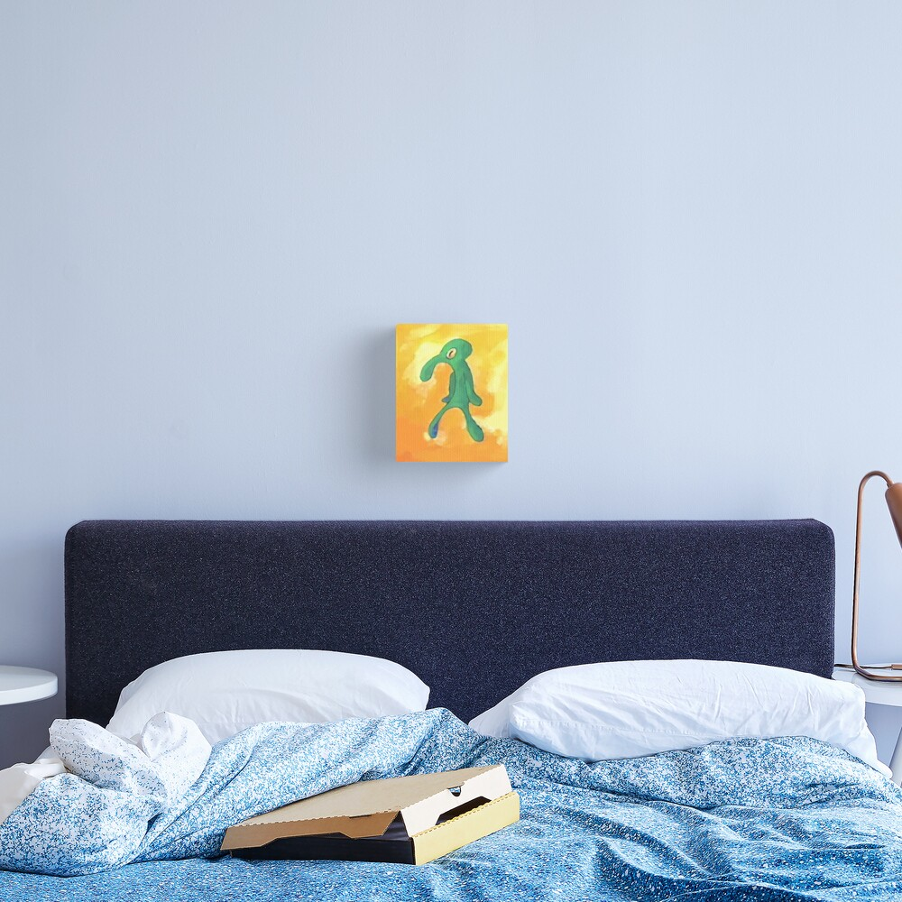 Old Bold and Brash Canvas Print