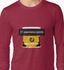 Yakuza - 31 Experience Points Long Sleeve T-Shirt
