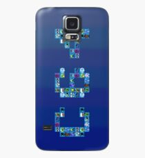 C64 Characters Case/Skin for Samsung Galaxy