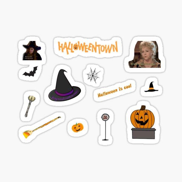 Halloweentown Pack Sticker