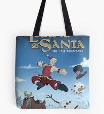 Legend of Santa Tote Bag