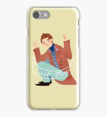 c'est moi iPhone Case/Skin