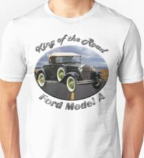 Ford Model A King Of The Road T-Shirt