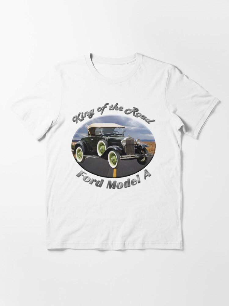 Alternate view of Ford Model A King Of The Road Essential T-Shirt