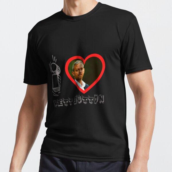 Brett Sutton  Active T-Shirt