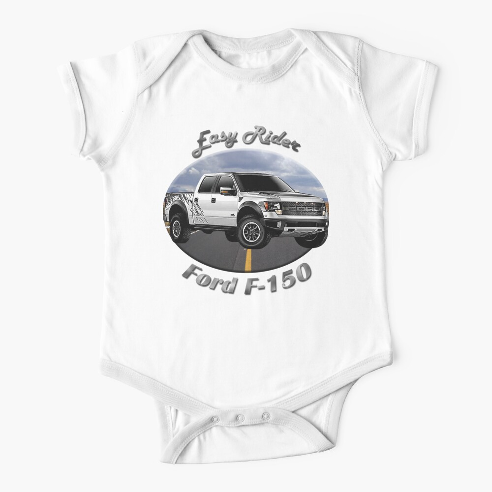 Ford F-150 Truck Easy Rider Baby One-Piece