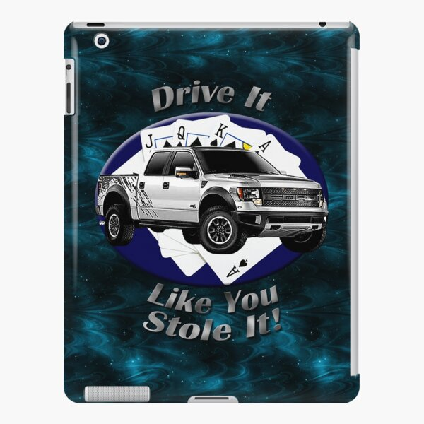Ford F-150 Truck Drive It Like You Stole It iPad Snap Case