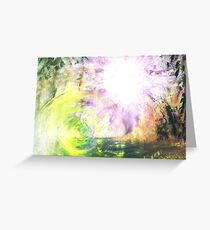Pre-emptive Energy Greeting Card