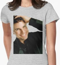 Tom Cruise Women's Fitted T-Shirt