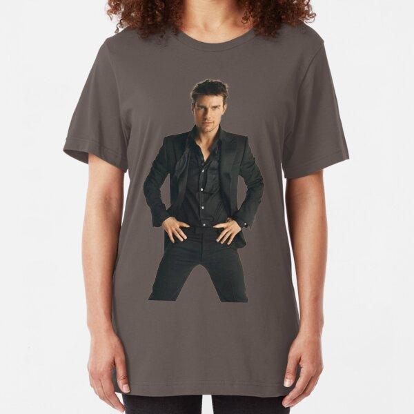 Tom Cruise Slim Fit T-Shirt