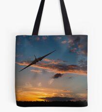 Vulcan Turn and Break Tote Bag