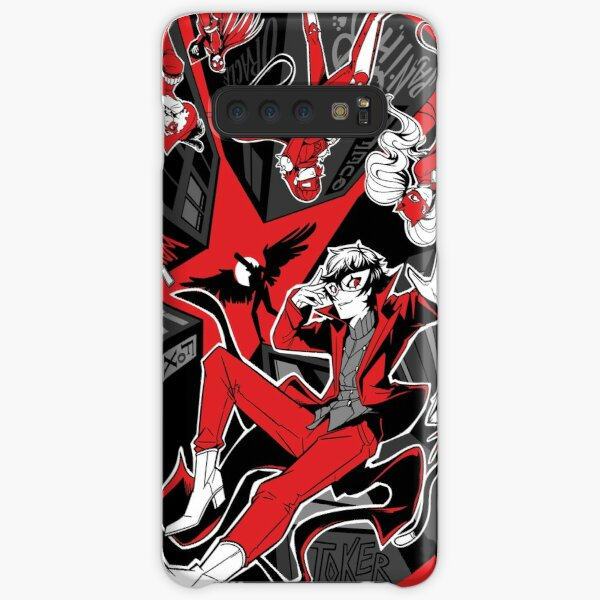 Take Your Heart - Persona 5 Samsung Galaxy Snap Case