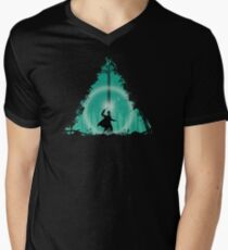Hallowed Ground Men's V-Neck T-Shirt
