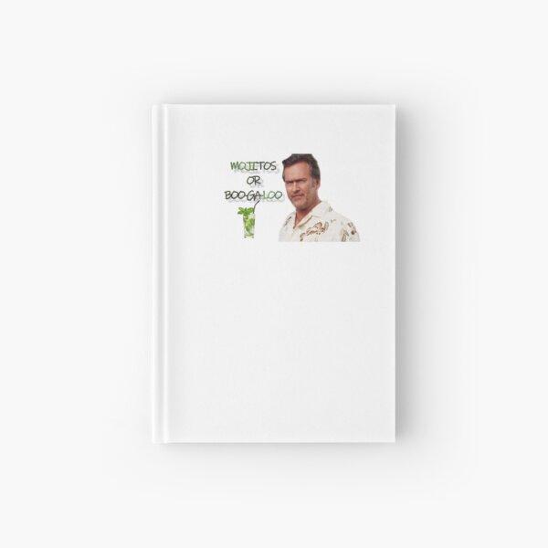 Sam Axe (Chuck Finley) Mojitos or Boogaloo Hardcover Journal