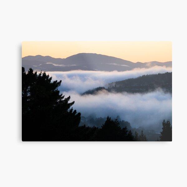 River of Cloud Metal Print
