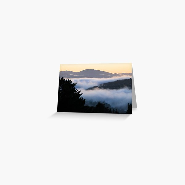 River of Cloud Greeting Card