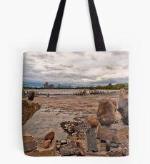River Sculptures Tote Bag