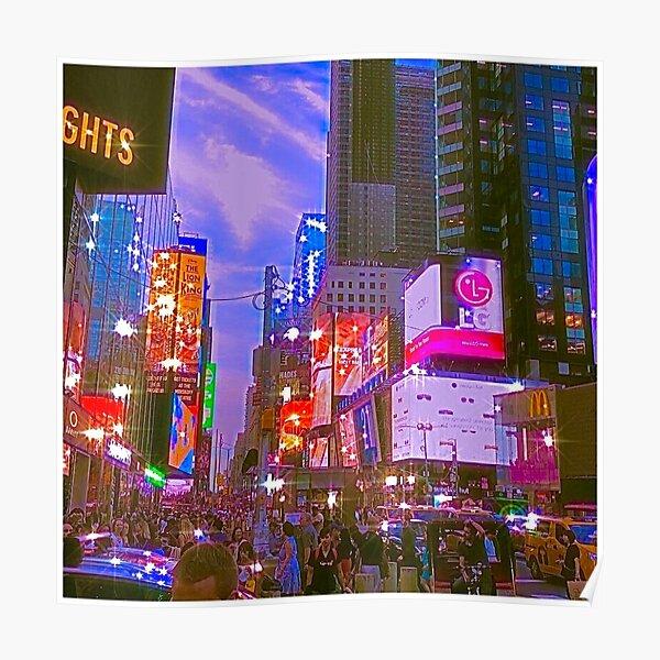 new york city - photo esthétique indépendante Poster