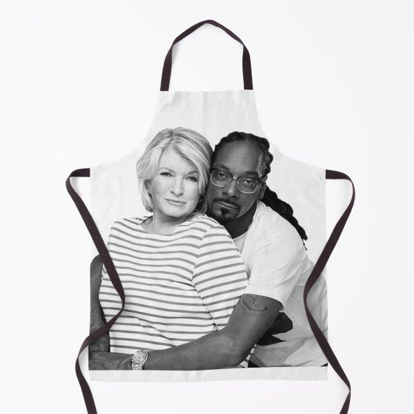 Snoop and Martha Apron