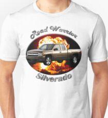Chevy Silverado Truck Road Warrior T-Shirt