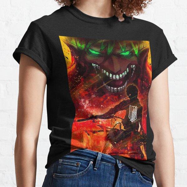 attack on titan design Classic T-Shirt