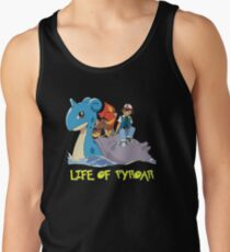 Life Of Pyroar Tank Top