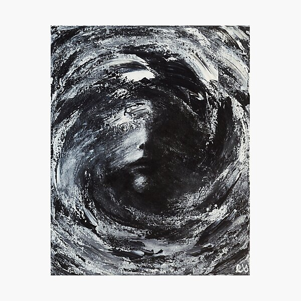 Abyss Photographic Print