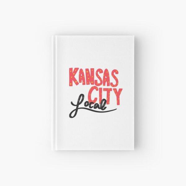 Kansas City Local Hardcover Journal