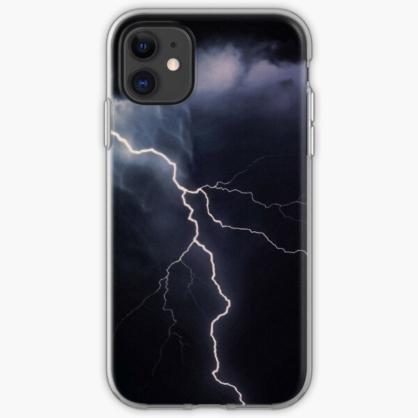 Lightning Storm iPhone Soft Case