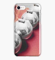 Newton's Cradle iPhone Case/Skin