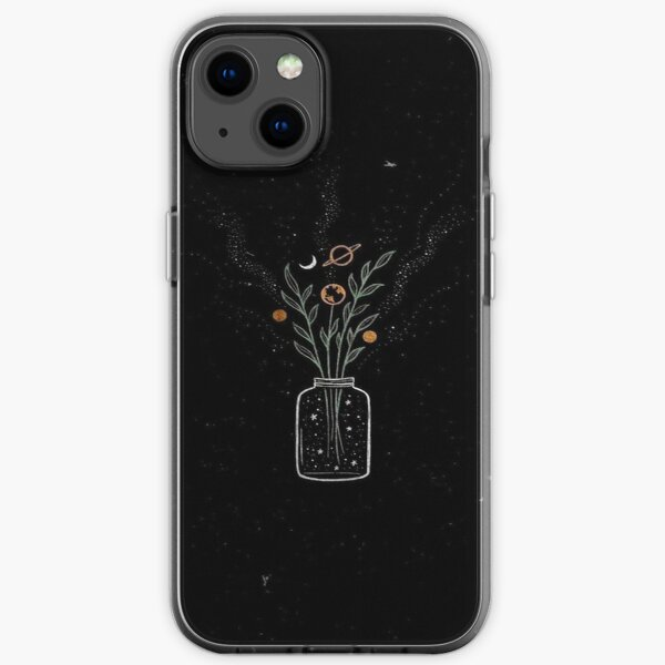 galalxy of love iPhone Soft Case