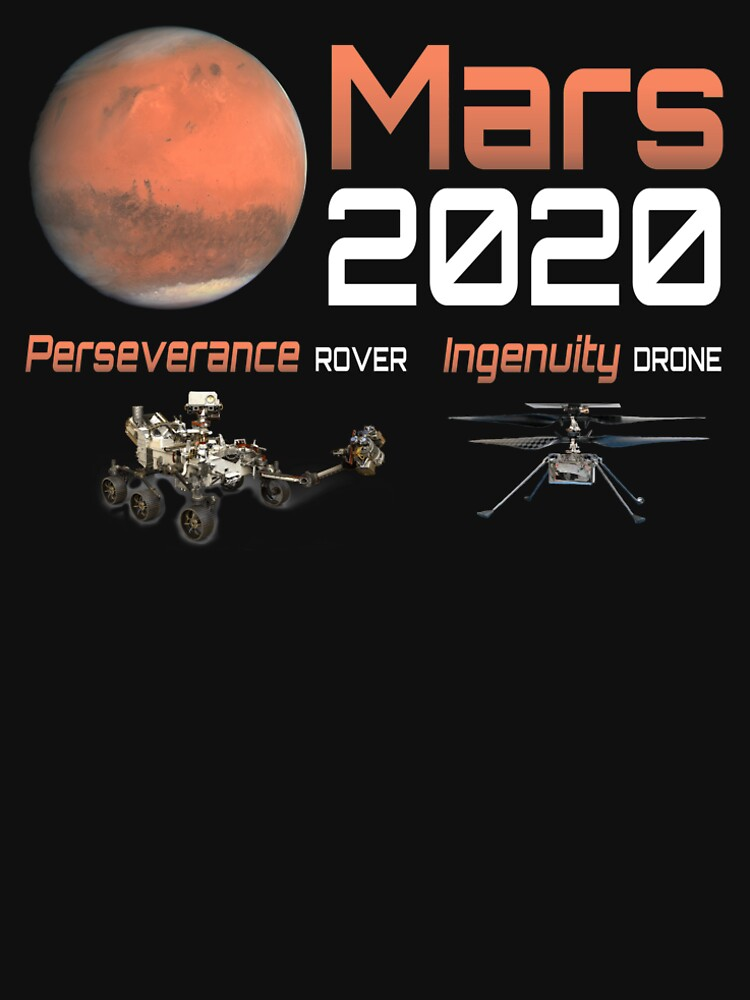 Mars 2020 Perseverance by mikepil