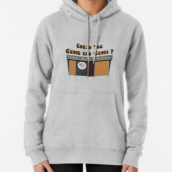 Canadian Game Shows, Could You Guess the Guest? Pullover Hoodie