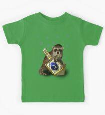Hanukkah Raccoon Kids Clothes