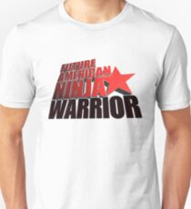 FUTURE American Ninja Warrior Unisex T-Shirt