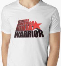 FUTURE American Ninja Warrior Men's V-Neck T-Shirt