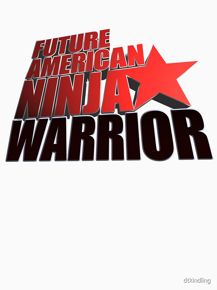 FUTURE American Ninja Warrior | Baseball  Sleeve