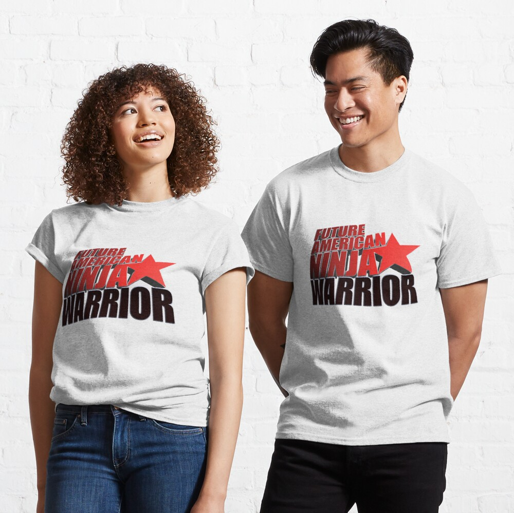 FUTURE American Ninja Warrior Classic T-Shirt
