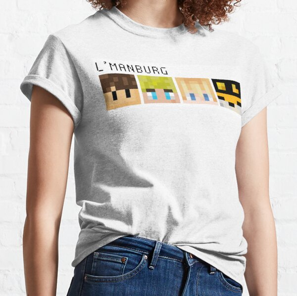 Minecraft Skins T Shirts Redbubble