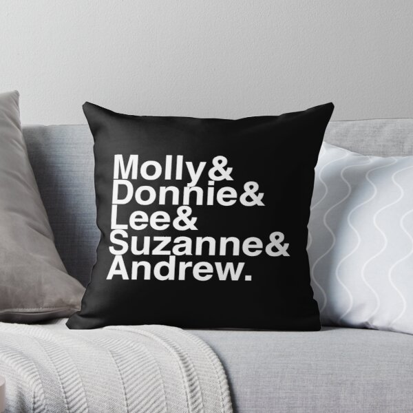 Molly & Co Throw Pillow