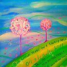 Two Little Trees by jonkania