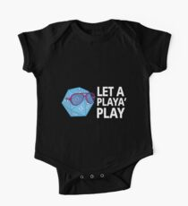 Let a Player Play One Piece - Short Sleeve