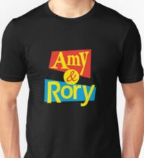 Amy & Rory Unisex T-Shirt