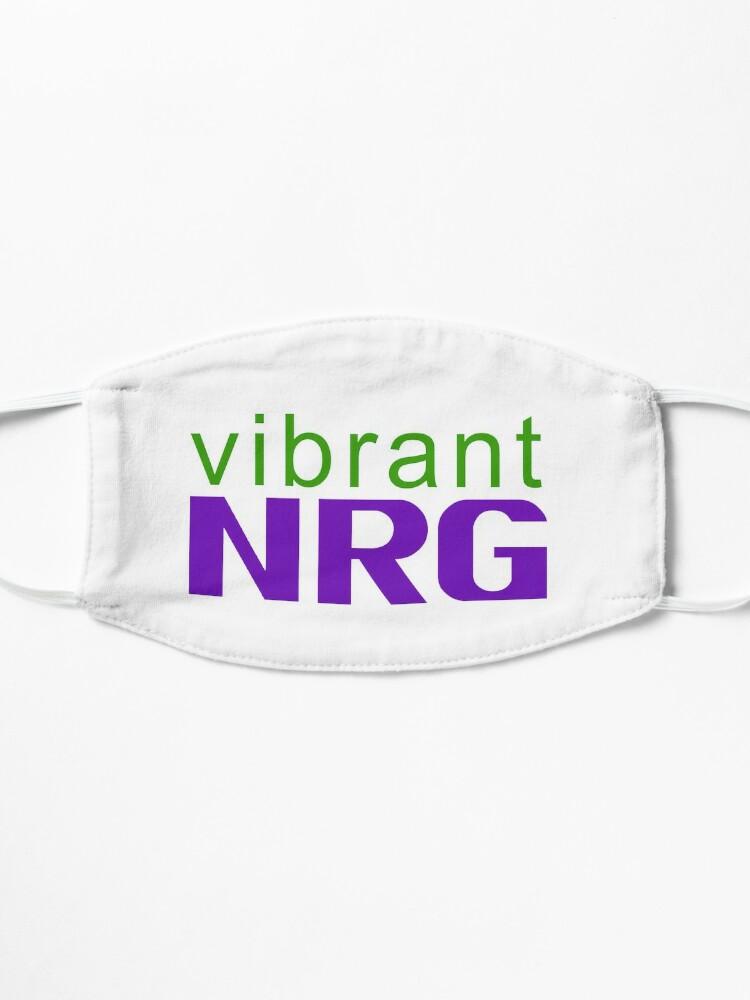 Alternate view of Vibrant Energy Mask